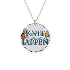 Knit Happens Necklace