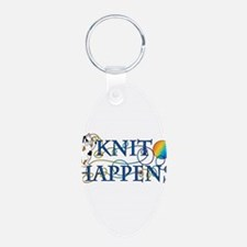 Knit Happens Keychains