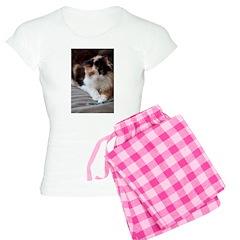 Calico Kitty Pajamas