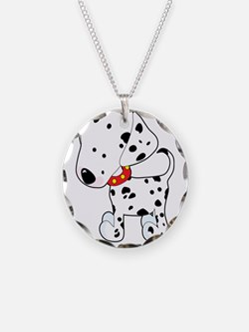 Dalmatian Lover Necklace