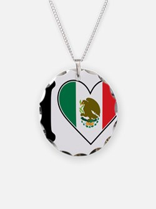 I Love Mexico Necklace