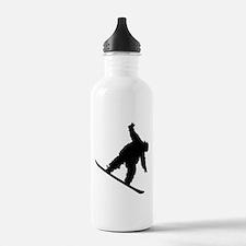 Snowboarding Water Bottle