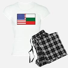 USA/Bulgaria pajamas
