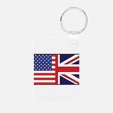 USA/Britain Keychains