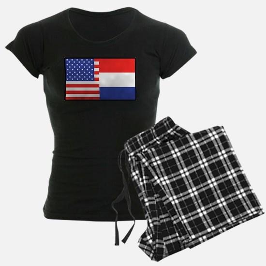 USA/Holland pajamas