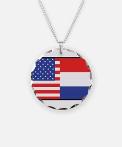 USA/Holland Necklace