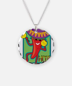 Mexican Chili Necklace