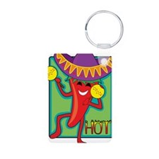 Mexican Chili Keychains
