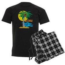 Aloha pajamas