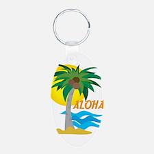 Aloha Keychains
