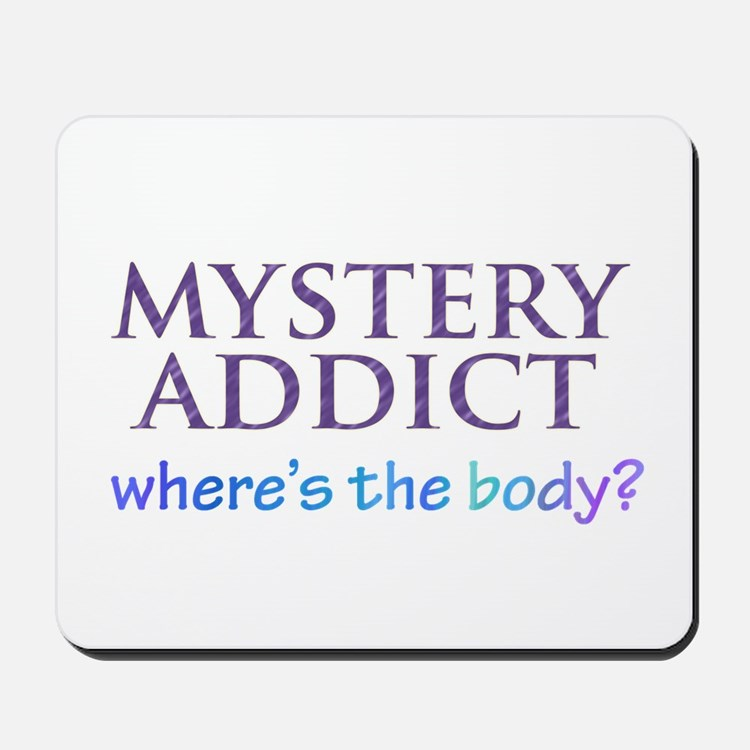 Mystery Mousepad