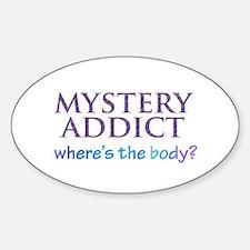 Mystery Sticker (Oval)
