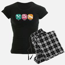 Eat Sleep Jump Pajamas