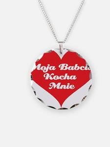 Grandma Loves Me (Polish) Necklace