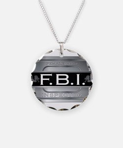 Female Body Inspector Necklace