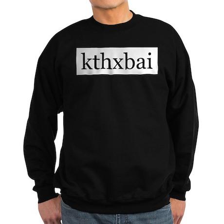 kthxbai Sweatshirt (dark)