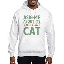 Ocicat Cat Hoodie