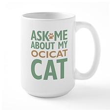 Ocicat Cat Mug