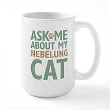 Nebelung Cat Mug
