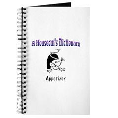 Cat's Appetizer Journal