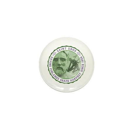 St. Urho Seal Mini Button (10 pack)