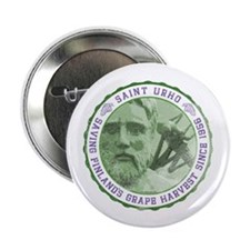 """St. Urho Seal 2.25"""" Button (100 pack)"""