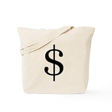 $money$ Tote Bag