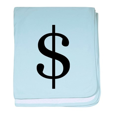 $money$ baby blanket
