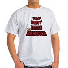 AMR Designs Dirty Hamster T-Shirt
