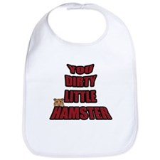 AMR Designs Dirty Hamster Bib