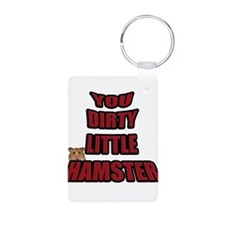 AMR Designs Dirty Hamster Keychains