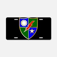75th Ranger Regiment License Plate