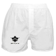 Ink Blot Test Boxer Shorts