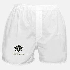 Ink Blot Test Boxer Shorts
