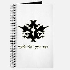 Ink Blot Test Journal