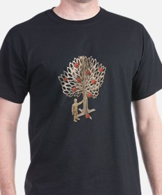 Picking Apple from Tree T-Shirt