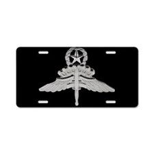 HALO License Plate
