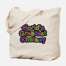 Worlds Greatest Chelsey Tote Bag