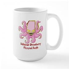 Strawberry Flavored Death Mug