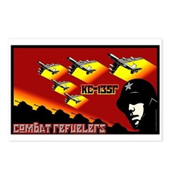 Combat Refuelers Postcards (Package of 8)