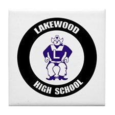 Lakewood Tile Coaster
