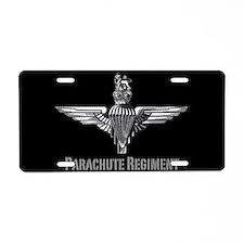 Parachute Regiment License Plate