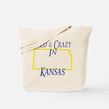 Wild & Crazy in KS Tote Bag