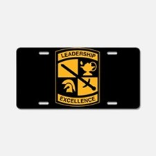 ROTC License Plate