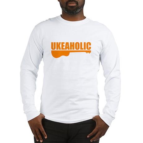 funny ukulele Long Sleeve T-Shirt