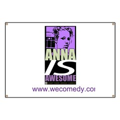 Anna is Awesome Banner