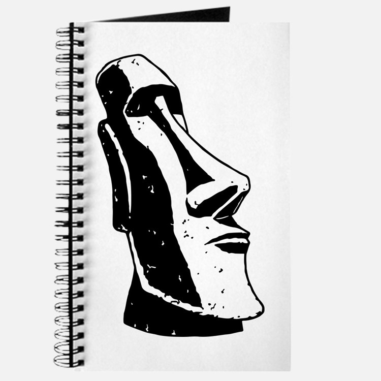 Easter Island Head Journal