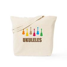 ukulele ukuleles Tote Bag
