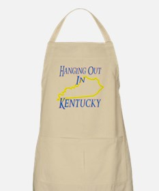 Hanging Out in KY Apron