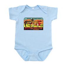 Rinconada Ghost Town Infant Bodysuit